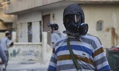Peter KORZUN: The use of chemical weapons in Syria has absolutely no influence on the military situation on the ground. But it's a good example of how propaganda wars are waged. Some Western media outlets seem to dance to the tune of terrorist groups. Here is the confirmation of this fact.Reutersreportedon August 2 that a helicopter dropped containers of toxic gas overnight on a town close to where a Russian military rotary wing aircraft had been shot down hours earlier...