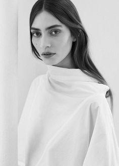 Marine Deleeuw by Zoltan Tombor for Suited Magazine Fall-Winter 2016 - Nehera x Yang Li