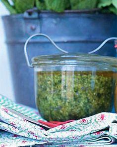 Minze-Cashew-Pesto - Rezepte
