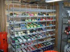 pantry shelving - Google Search