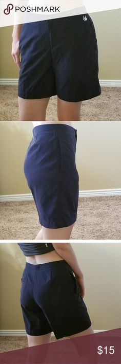 Navy blue shorts Great condition lizgolf Shorts Bermudas
