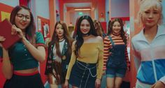 PRISTIN reveals first video teaser for title song 'Wee Woo' http://www.allkpop.com/article/2017/03/pristin-reveals-first-video-teaser-for-title-song-wee-woo