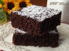 Torta light al cacao Sweets Recipes, Cake Recipes, Desserts, Tortilla Sana, Cake Light, Tortillas Veganas, Pie Co, Homemade Soft Pretzels, Healthy Cake
