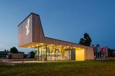 Gallery - Tourist Information Centre Postojna / studio stratum - 1