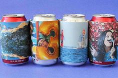DIY Koozies   Homemade Christmas Gifts Men Will Actually Love