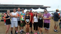 The gang at a local 5k... who knew techies were so athletic?!