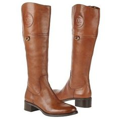Etienne Aigner Shoes Chip Wide Calf Tall Riding Boots