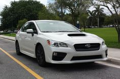 Subaru WRX 2015, our soon to be new car!