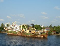 Photo of Lagos the Harbour of Nigeria New Work, Behance, Gallery, Check