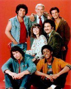 The Sweathogs!  Horshack! Mr. Kotter! And John Travolta before he got his dance groove on.  : )