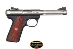 Ruger Mark III Hunter 22/45Loading that magazine is a pain! Get your Magazine speedloader today! http://www.amazon.com/shops/raeind