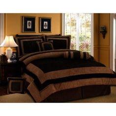 brown bedding - Google Search