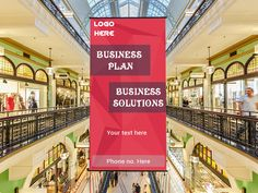 Promote Your Business With BannerBuzz Business Banners.