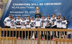 Top-ranked Michigan State won its first NCAA Women's Cross Country Championship