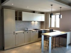 La Clip Kitchen by Euromobil newly fitted in this house.