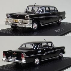 1:43 Scale Model of ZIL-111-A. Want to see more detail pictures? Click on the image to see more.