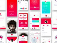 Blood Donating Mobile App Ui Ux