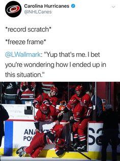 Ice Hockey Teams, Blackhawks Hockey, Hockey Stuff, Hockey Mom, Hockey Rules, Funny Hockey, Montreal Canadiens, Hurricanes Hockey, Rugby Sport
