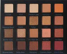 Bundle Drenched Metal and Holy Grail Shadow Palette Pre-Order