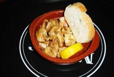 Los mejores calamares del mundo se hacen en el Bar Eironciño de Ourense