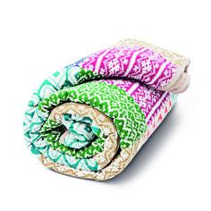 Pled z bawełny (125x155 cm)  #blanket