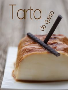 Tarta de Queso (Thermomix) Mexican Food Recipes, Sweet Recipes, Dessert Recipes, Just Desserts, Delicious Desserts, Yummy Food, Thermomix Desserts, Latin Food, Donuts