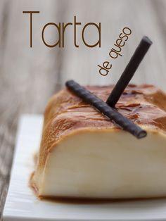 Tarta de queso (Thermomix)