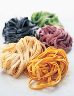 Homemade Pasta Recipe (This homemade pasta recipe is made by hand, the traditional way, with just flour, eggs, olive oil, and salt. It couldn't be easier. Nothing beats it.)