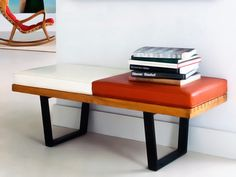 Another stellar bench: Photographer: Enric Pastor Source: Architectural Digest Febrero 2011