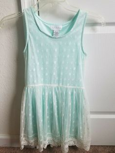4826ff5f1be6 Girls Guess lace dress size 8 EUC  fashion  clothing  shoes  accessories