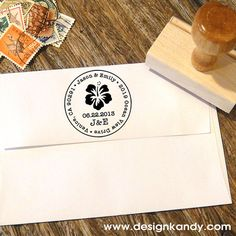 Hey, I found this really awesome Etsy listing at http://www.etsy.com/listing/128725571/hibiscus-flower-hawaiian-address-stamp