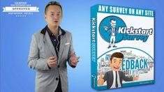 Kickstart Survey Review - get *BEST* Bonus and Review HERE!!!... :) :) :)