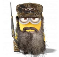 Duck Commander minion! | We Heart It