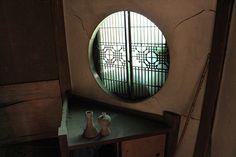 丸窓参考 Japanese Modern, Culture, Mirror, Furniture, Home Decor, Decoration Home, Room Decor, Mirrors, Home Furnishings