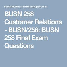 BUS401: Management Leadership