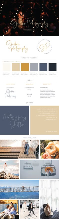 Brand & website designed for Pascale Gadbois - Whistler Wedding Photographer. More Love Letters, 1 Year Pictures, A Moment In Time, Whistler, Our Wedding Day, Kind Words, Beautiful Moments, Family Portraits, Wedding Photography