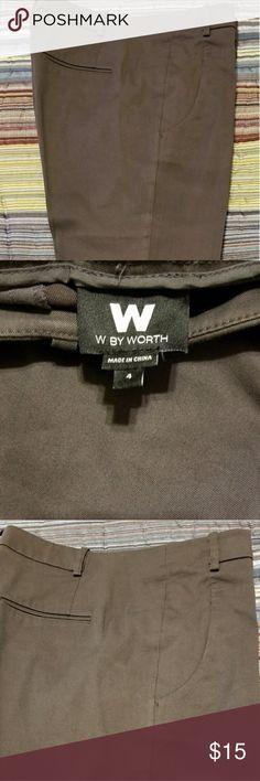 Grey pants Pants W by Worth Pants Straight Leg