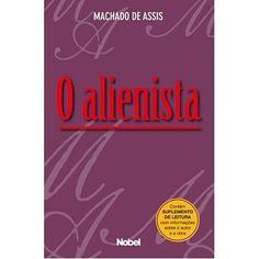 Livro - Alienista, O