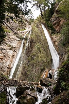 Hike through giant redwoods and bubbling streams, and find yourself staring up at a 100-foot cascading waterfall at Limekiln State Park // Local Adventurer #localadventurer #visitcalifornia #california #bigsur #hiking #waterfalls Big Sur California, Visit California, California Travel, Sequoia National Park, Joshua Tree National Park, National Parks, California Attractions, California Destinations, Wonderful Places