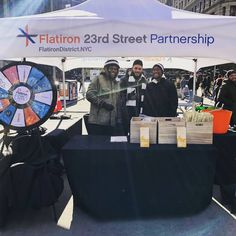 Prize Wheel, Flat Iron, Tabletop, New York City, Wheels, Action, Live, Instagram, Products