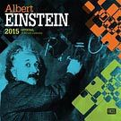 Albert Einstein 2015 Wall Calendar: 9781465029317 | Historic People | Calendars.com