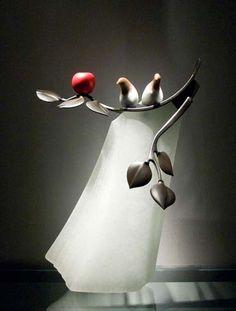 sally rogers glass artist - Google Search