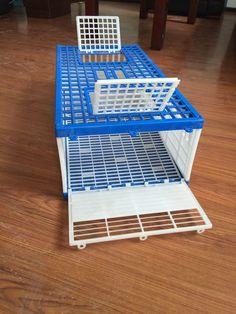 Pegion клетка птичье гнездо пластиковые клетка 80 * 40 * 25 см купить на AliExpress Bird Cage, Nest, Home Appliances, Nest Box, House Appliances, Kitchen Appliances, Bird Cages, Birdcages