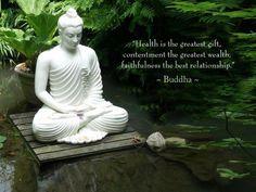 ~Buddha~ words I love. Peace is what I feel.