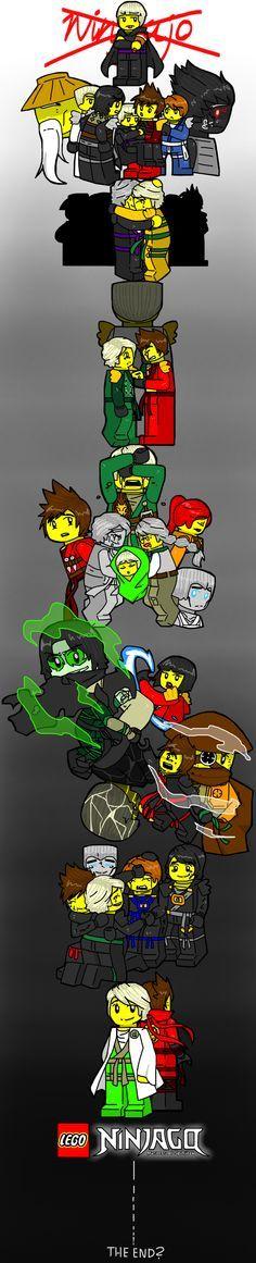 IT WILL NEVER END... Lego+ninjago+#386+by+MaylovesAkidah.deviantart.com+on+@DeviantArt