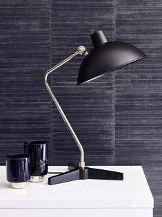 #gold #black #design #simplicity #elegance #details #table #inspo Desk Lamp, Table Lamp, Gold Table, Elegant, Lighting, Black, Design, Home Decor, Luxury