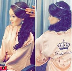 O penteado Da Festa De 15 Anos Da Larissa Manoela! #SonhosDeLari