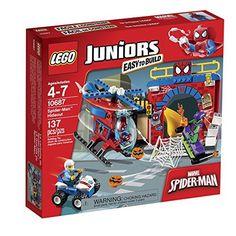 LEGO Juniors 10687 Spider-Man Hideout Building Kit LEGO Juniors http://www.amazon.com/dp/B00WHYDG5I/ref=cm_sw_r_pi_dp_Kf42vb17XR8T5