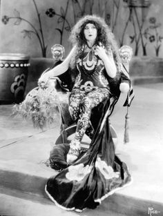 "The film ""Salomé"" starring Russian-born American actress and producer Alla Nazimova is legendary -- for its cast was  rumored to be all gay and lesbian."