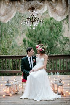 Le Magnifique Blog: Romantic Rustic Wedding Ideas